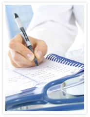 Gli studi medici