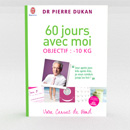 Livre carnet de bord Dukan