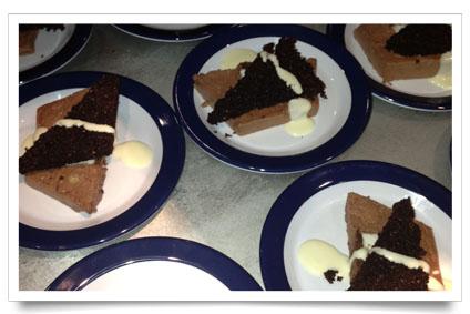 Dessert chocolaté Dukan